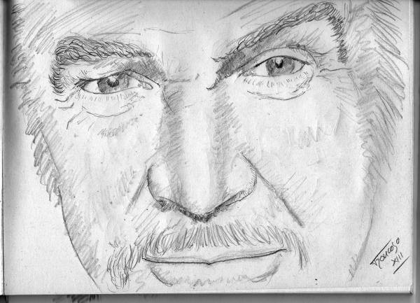 Sean Connery by troncoman